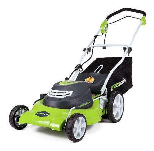 Podadora greenworks 25022 20 rueda alta + envio gratis