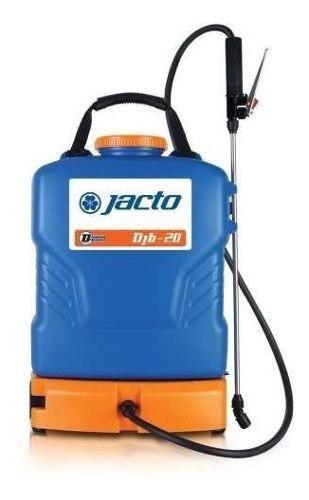 Pulverizador fumigadora aspersora djb jacto 20 l batería