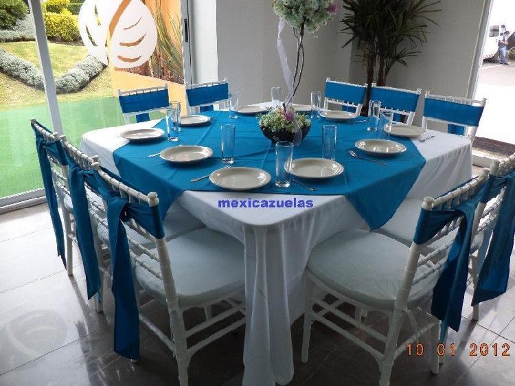 Renta carpas elegantes, mesas y sillas en toluca $25