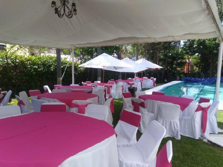 Renta de sillas y mesas para eventos!!