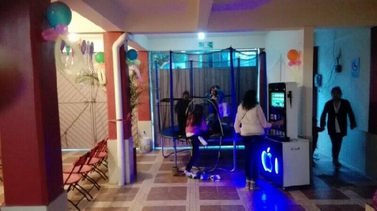 Salón de eventos o espacio para fiestas