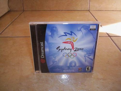 Sydney 2000 Juegos Olimpicos Sega Dreamcast +++