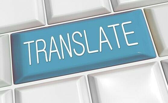 Traducciones en casi todos los idiomas
