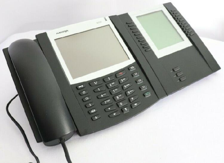 Teléfono aastra 6739i con botonera