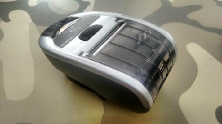 Zebra impresora móvil imz220, térmica directa,