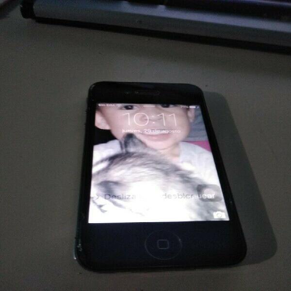 Iphone 4s, liberado, 32gb, al cien.