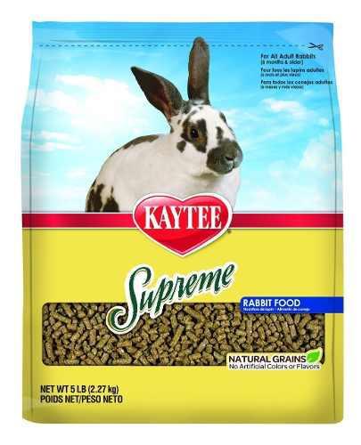 Alimento balanceado para conejo supreme kaytee 2.27 kg.