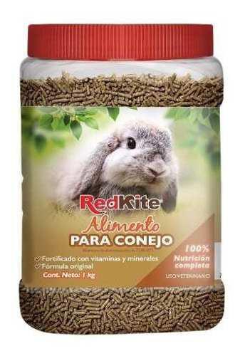 Alimento para conejo de 1 kg redkite
