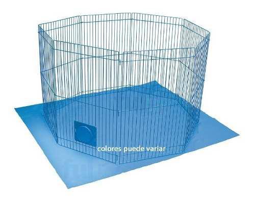 Area de juego jaula corral mascotas de juegos jumbo mediano