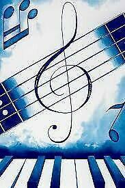 Canto, piano, guitarra y teclado clases particulares
