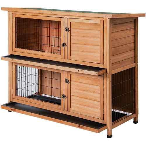 Casita jaula para mascota ratón hamster hurón merax