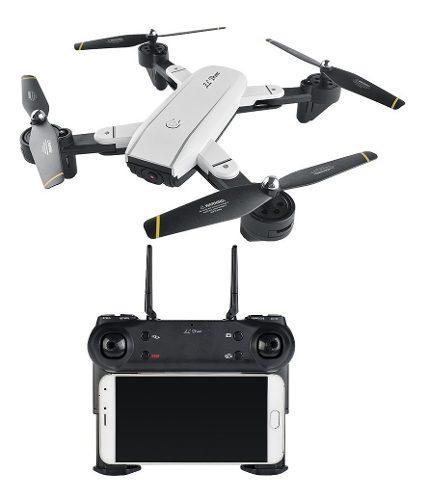 Dron sg700 con cámara hd fpv de 2.0mp 720p con wifi