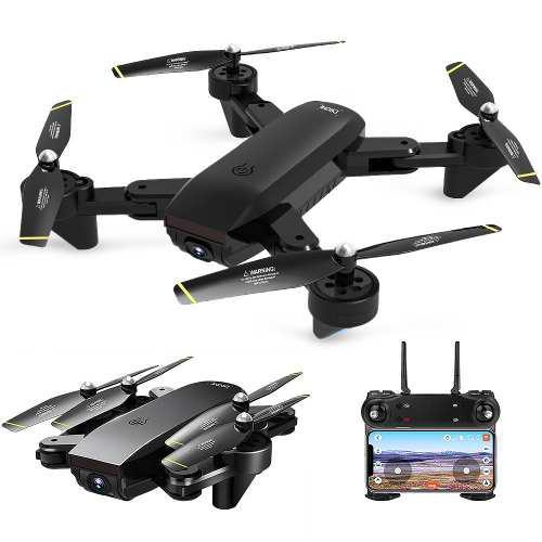 Drone goolrc sg700- d fpv rc drone con cámara 4k hd ancho