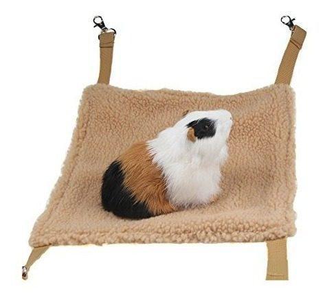 Emours pequeños animales hamaca hamster casa cama colgante