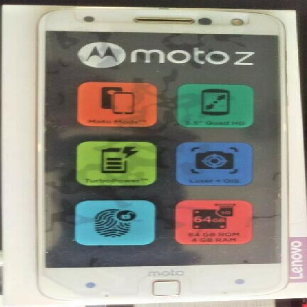 En venta teléfono celular motorola (moto z) xt1650-03