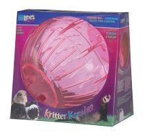 Esfera p/hamsters extra grande - color