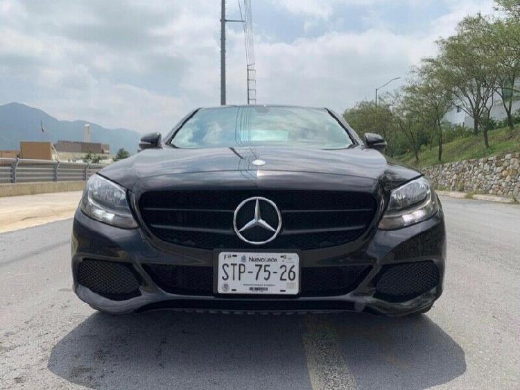 Mercedes benz c180 cgi 2015
