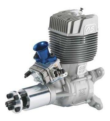 Motor o.s. gt 55cc a gasolina, aviones rc, radio control