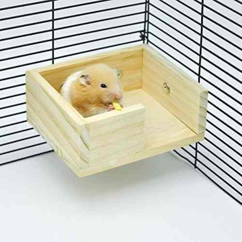 Niteangel hámster madera ratón animales pequeños