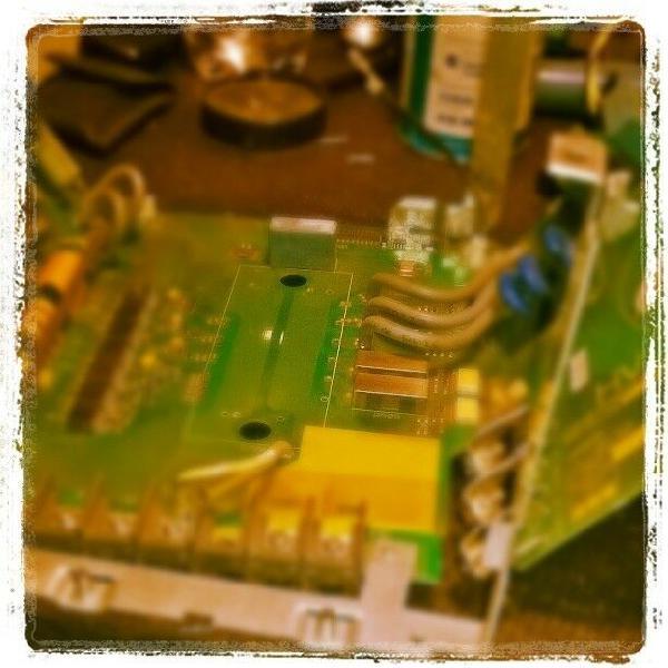 Reparación equipo electrónico