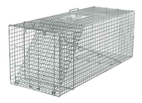 Trampa de animales 106 x 38 x 38 cm