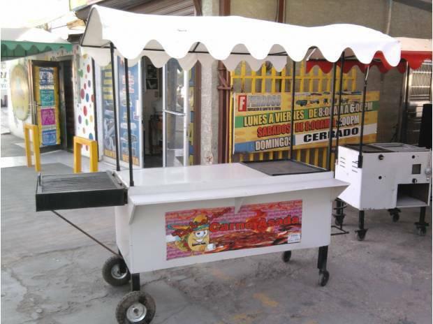 Venta de carritos carretas de hot dogs, tacos asada
