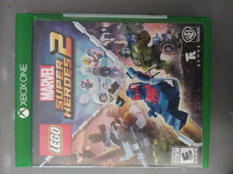 Video juego para xbox one lego marvel super héroes 2