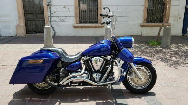 Yamaha road star 1700 cc año 2008
