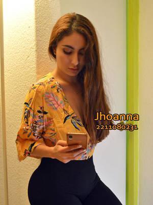 Soy Jhoana 22 años en Puebla mira mis fotos !