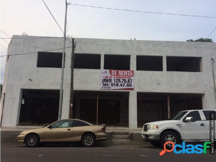 Renta local comercial 120 m2, av. zaragoza lr-216