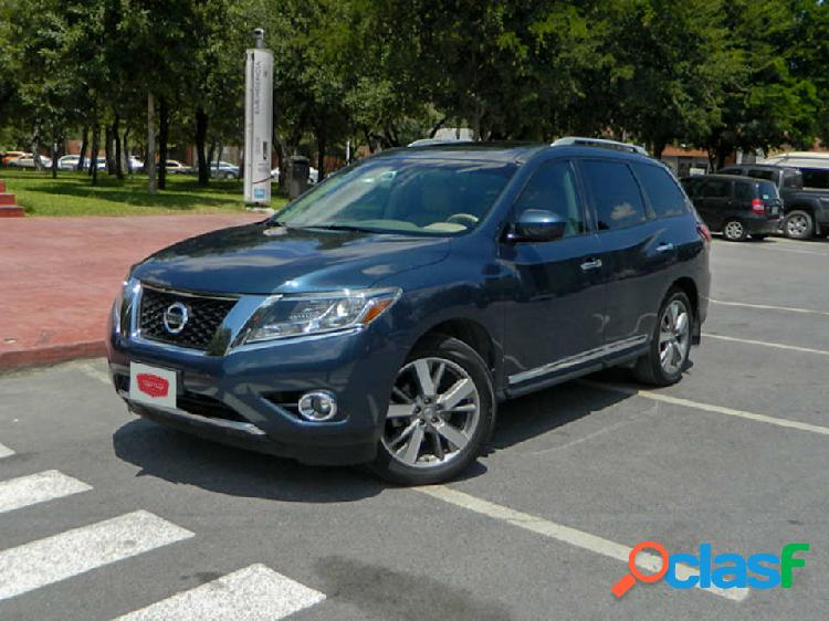 Nissan Patfhinder NP Exclusive 2013