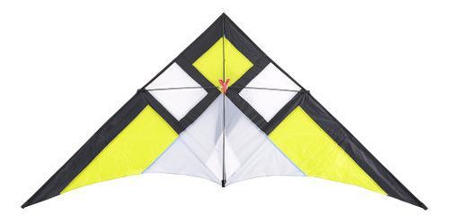 290 * 135 cm de ancho de una sola línea stunt kite niños