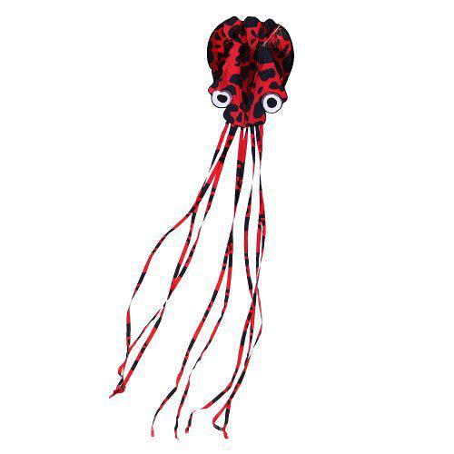 80cm x 400cm / 2.6 x 13feet frameless octopus parachute