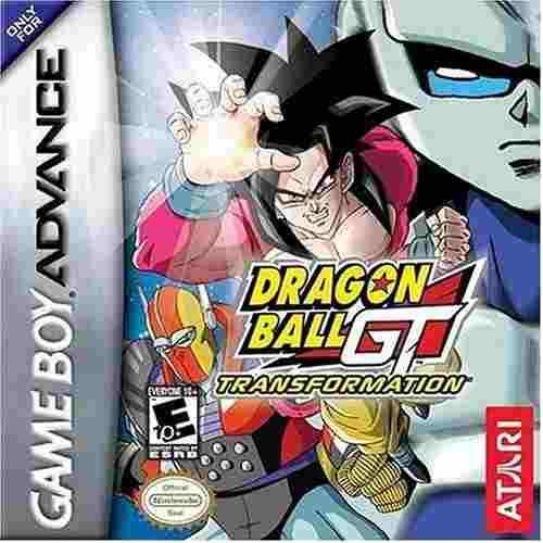 Dragon ball gt: transformación / juego - game boy advance