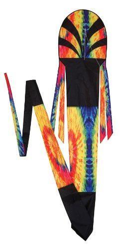 En el breeze tie dye dragon kite 20feet