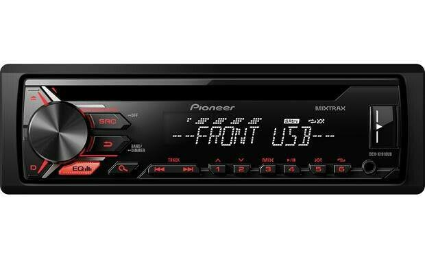 Estereo pionner cd,mp3,usb,aux, android
