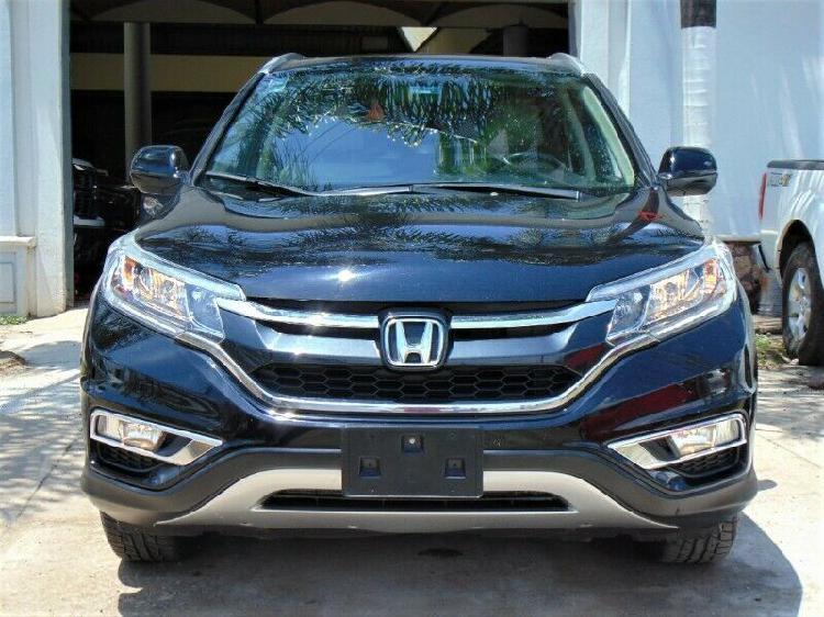 Honda crv exl navi 2015