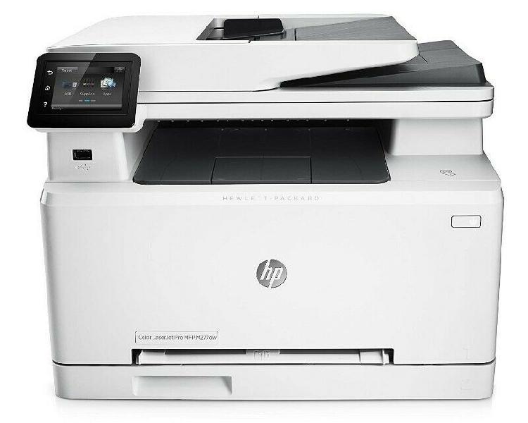 Impresora hp color laser jet pro
