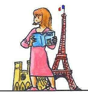 Maestra francesa dá clases del idioma francés a domicilio