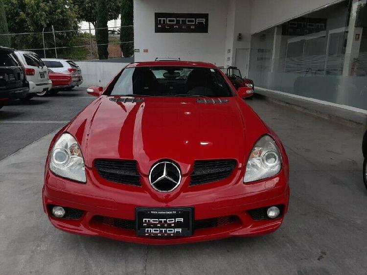 Mercedes benz slk 55 amg 2007