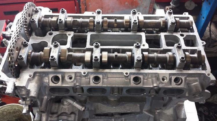 Motor chevrolet 2.0 litros para tracker