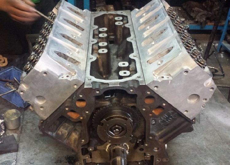 Motor chevrolet 3.1 litros v6