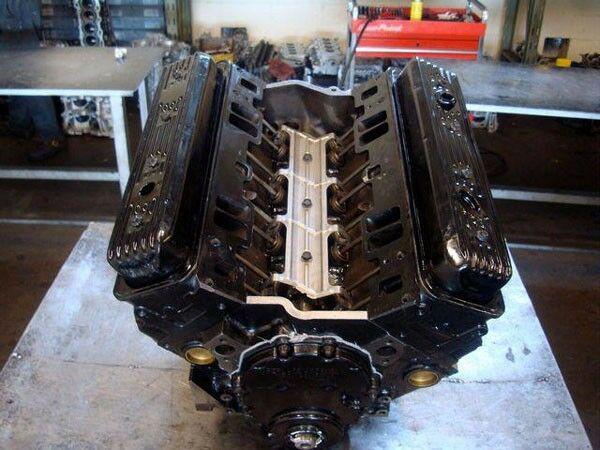 Motor chevrolet 350