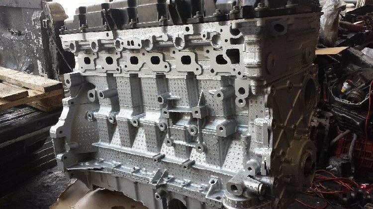 Motor chevrolet 4.2 litros para trailblazer