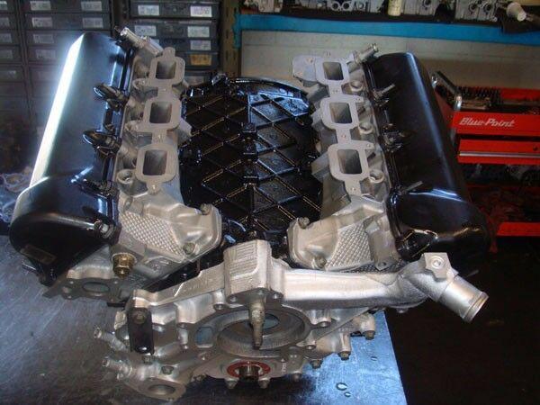 Motor dodge 3.7 litros