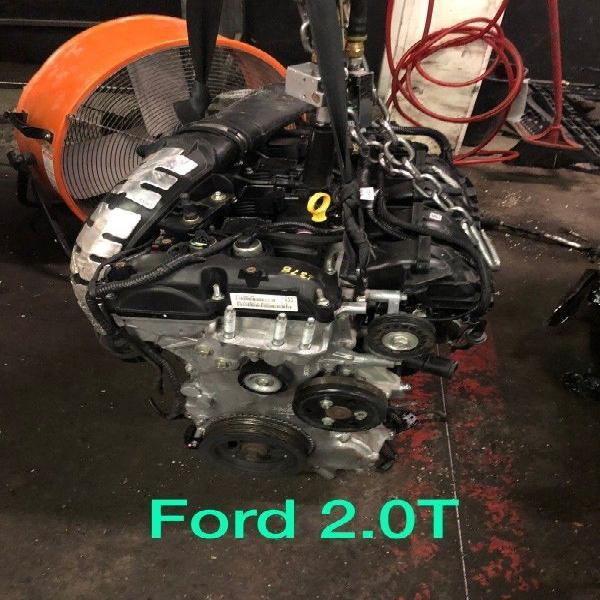 Motor ford ecosport 2.0 seminuevo