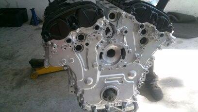 Motor gm 3.6 litros v6 para acadia