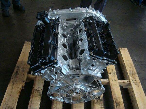 Motor nissan murano 3.5