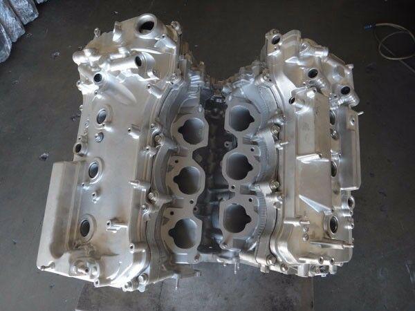 Motor toyota sienna 3.5