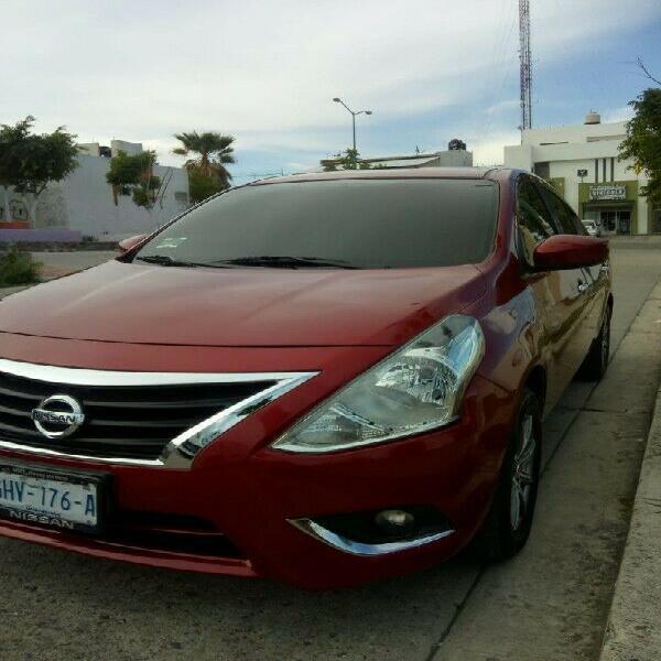 Nissan versa 2015 advance